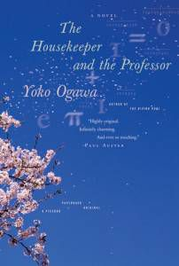 the housekeeper and professor cover
