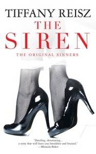 The Siren by Tiffany Reisz cover