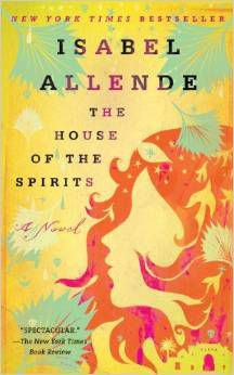Cover for The House of the Spirits by Isabel Allende