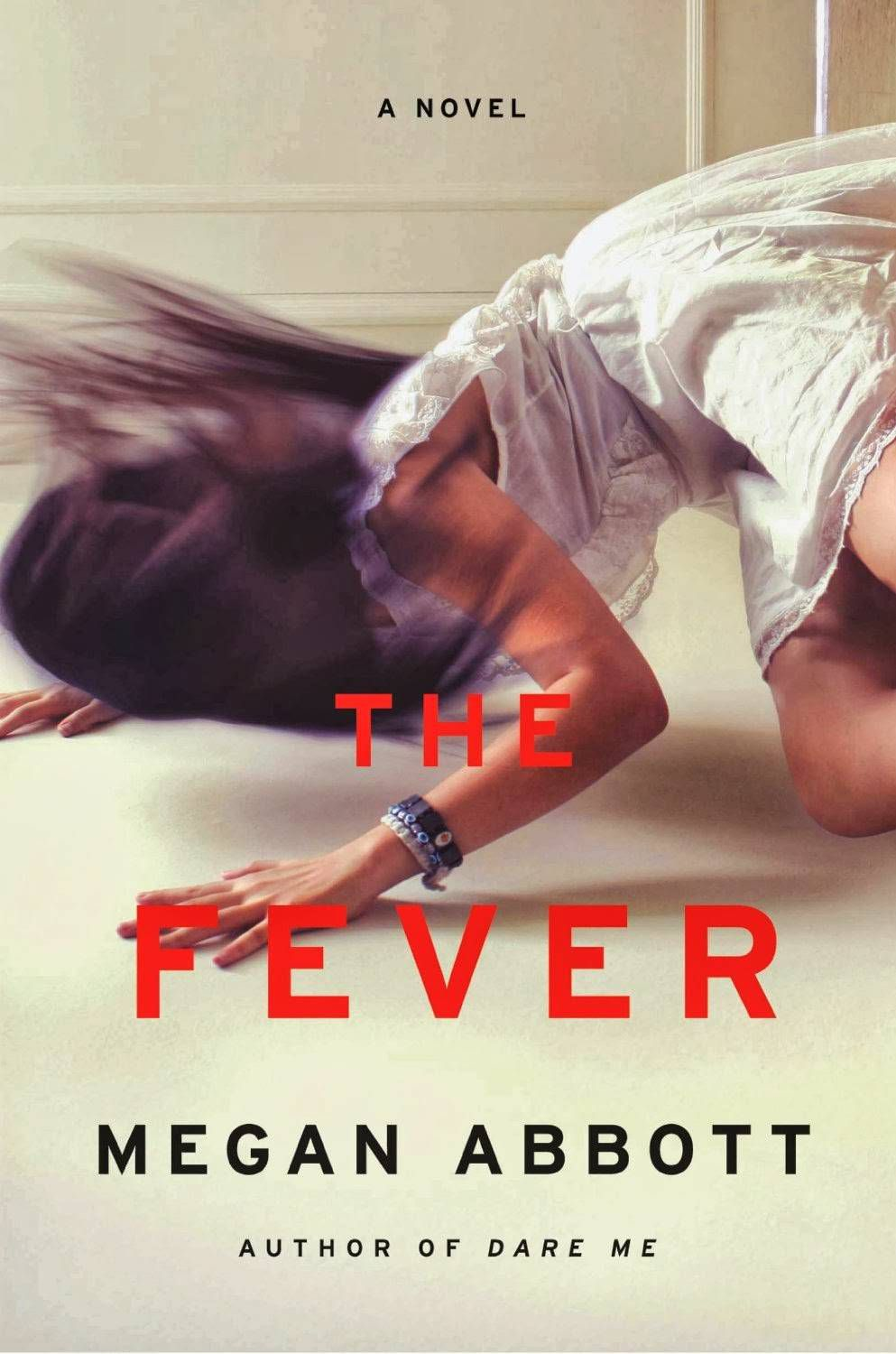 cover image of The Fever by Megan Abbott