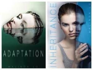Adaptation Duology by Malinda Lo