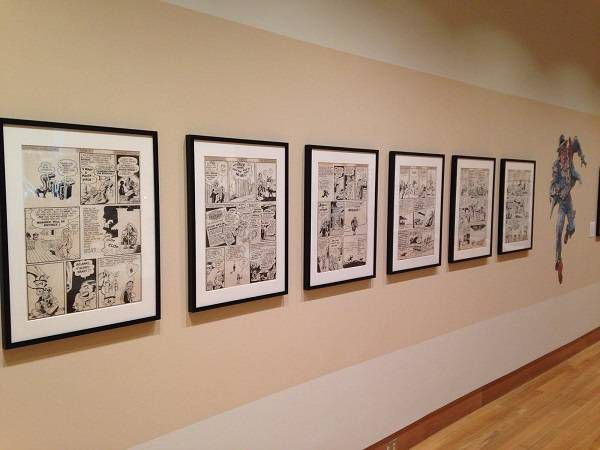 Billy Ireland Cartoon Library & Museum Spirit Pages