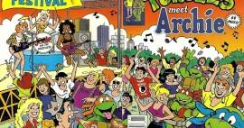 Teenage Mutant Ninja Turtles Meet Archie (1991)