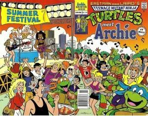 Teenage Mutant Ninja Turtles Meet Archie (1991)
