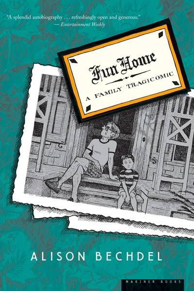 fun home alison bechdel cover