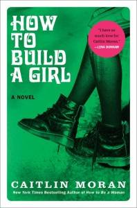 How to Build a Girl cover