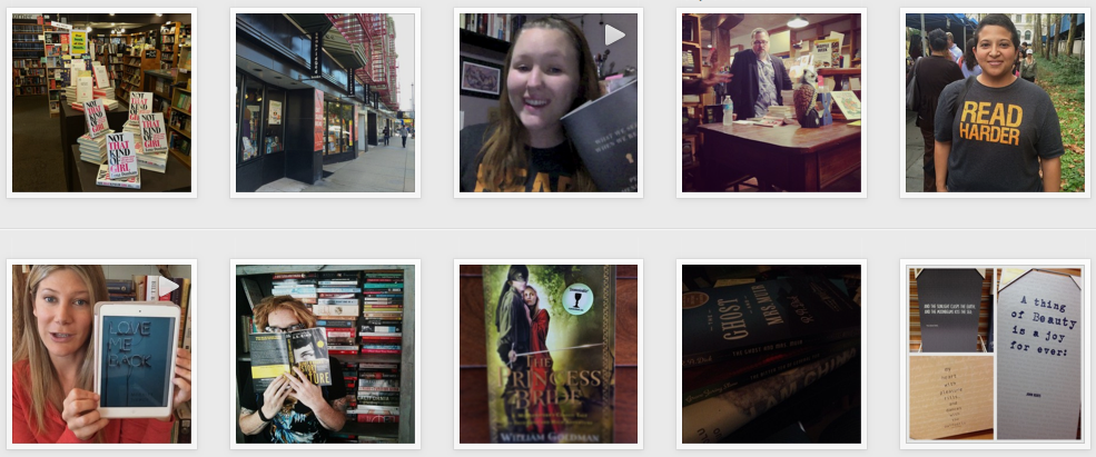 Book Riot on Instagram