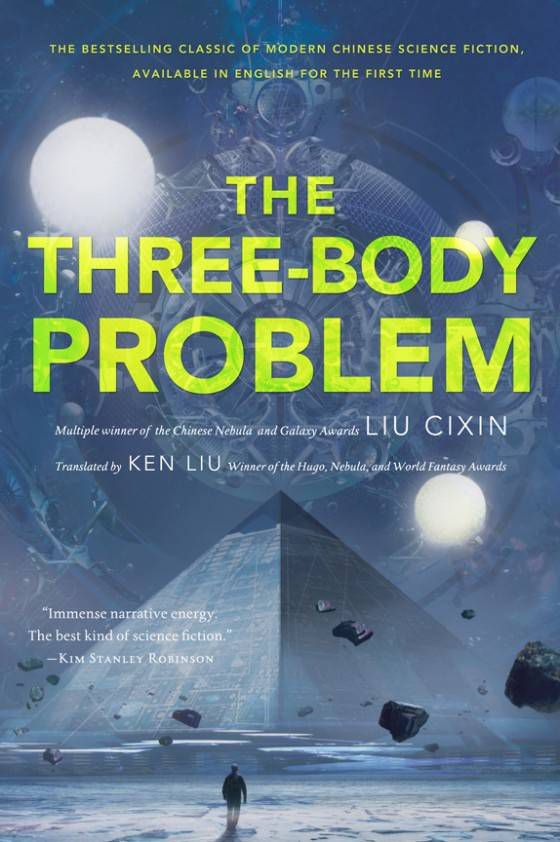 The Three-Body Problem by Cixin Liu, translated by Ken Liu