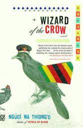 Wizard of the Crow cover