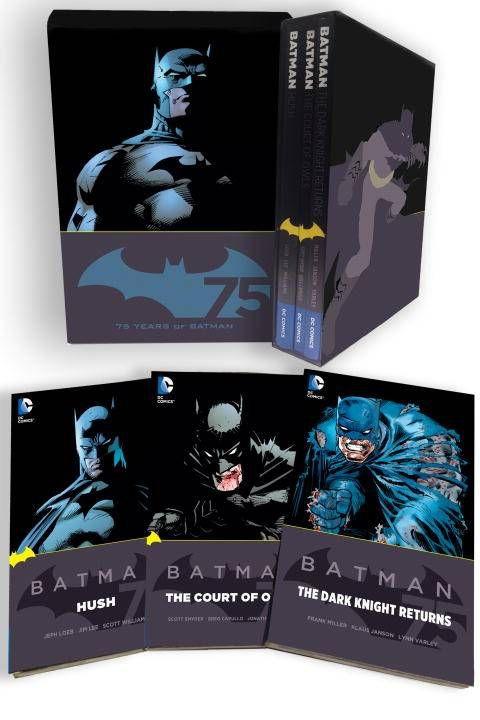 batman box set
