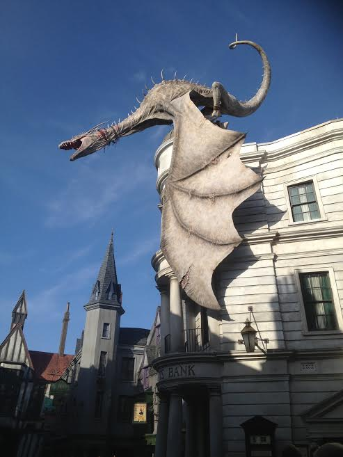 Cool Bookish Places The Wizarding World Of Harry Potter