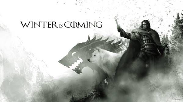 game of thrones a song of ice and fire tv series jon snow direwolf ghost wolves_wallpaperswa.com_12