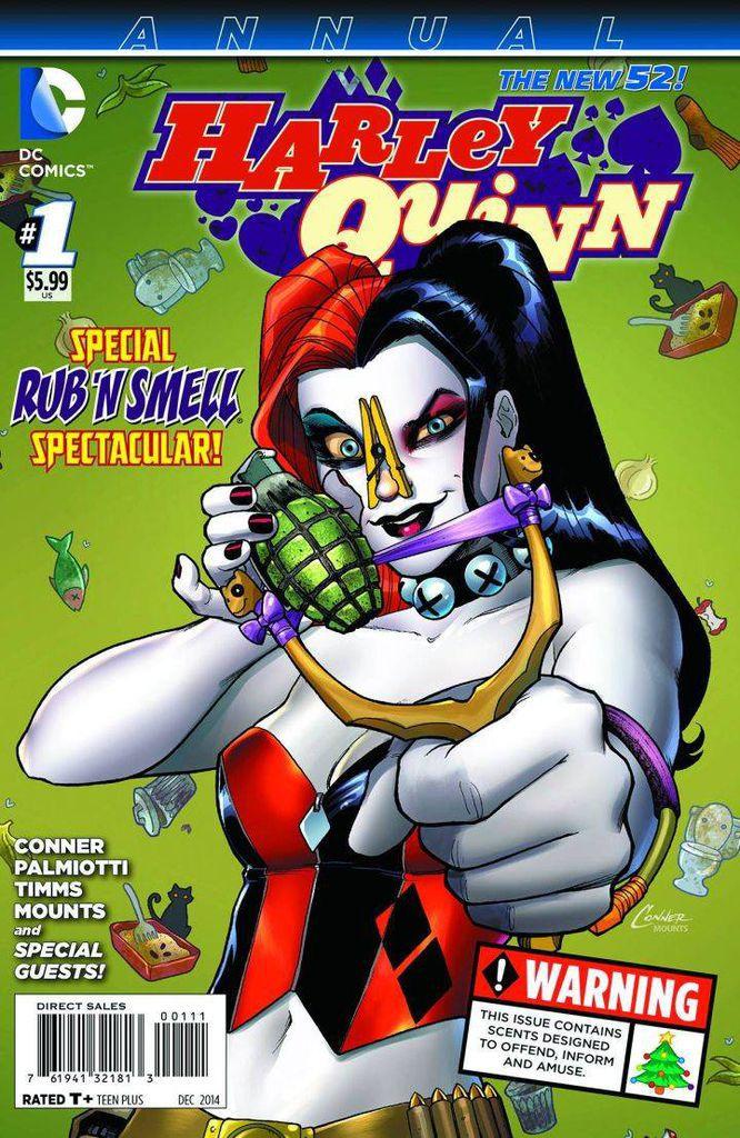 Harley Quinn Annual #1