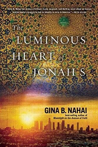 luminous heart of jonah b - gina nahai