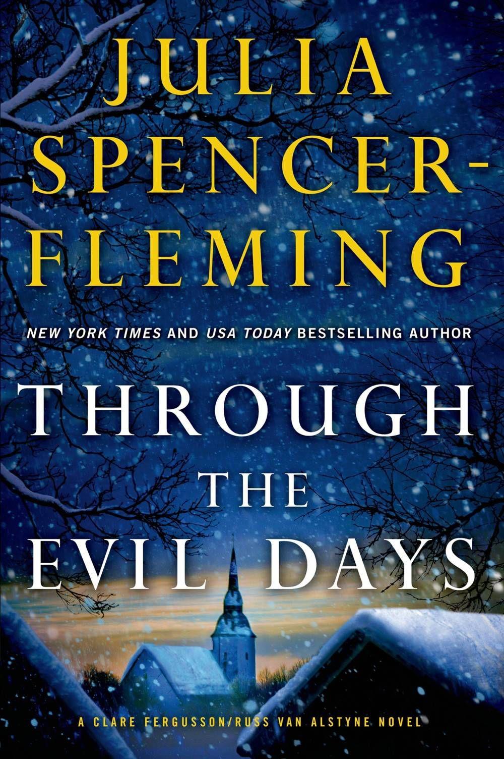 through the evil days - julia spencer fleming