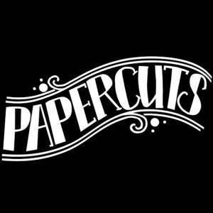 Papercuts Bookstore Logo