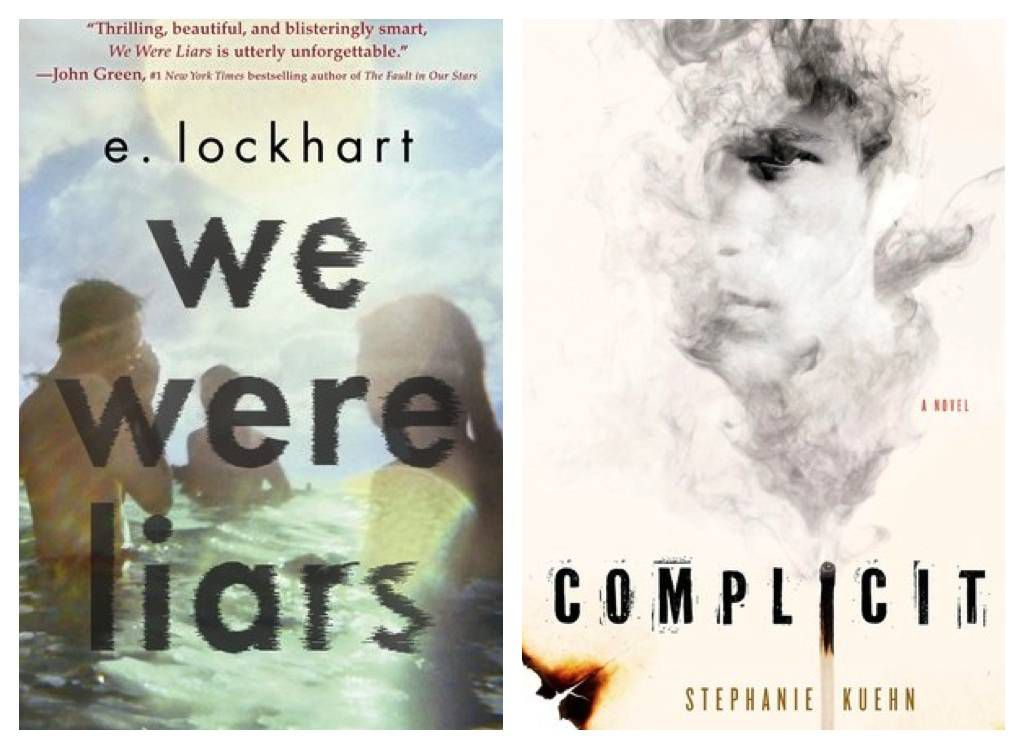 complicit and we were liars
