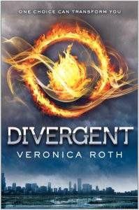 Divergent book cover | Top YA Books