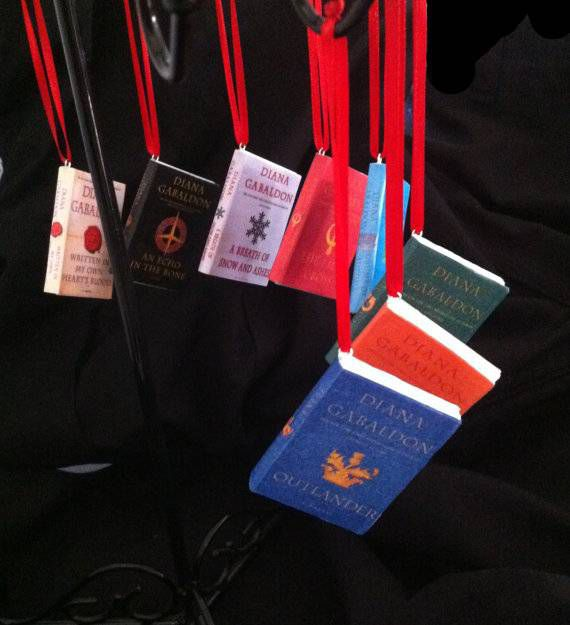 outlander ornament series