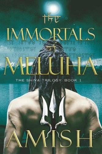 immortals of meluha - amish