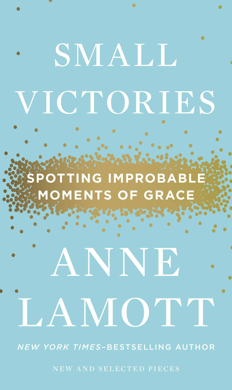 small victories - anne lamott
