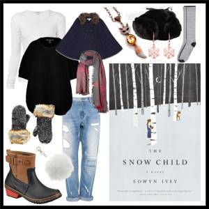 The Snow Child - Book Style