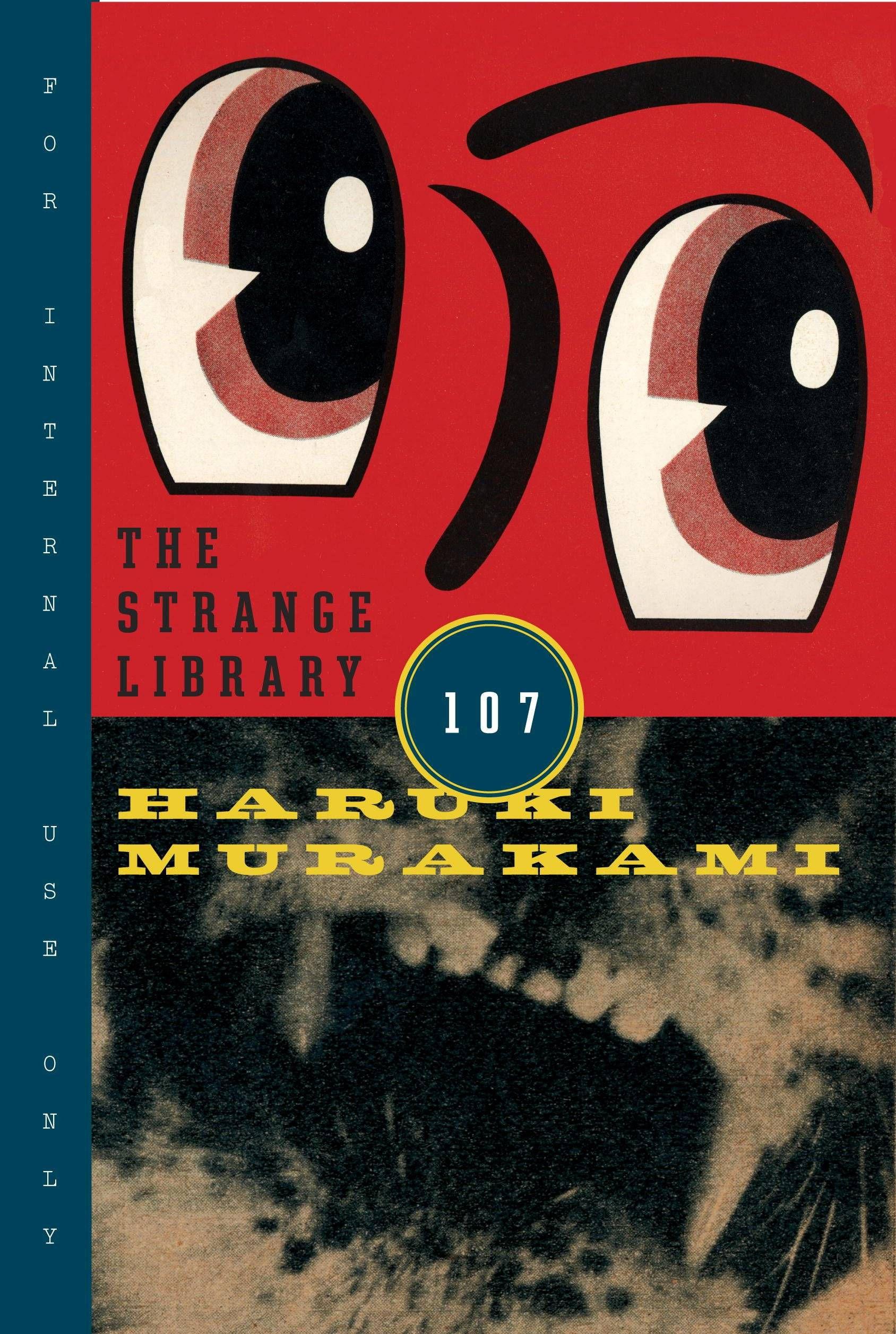 strange library - murakami