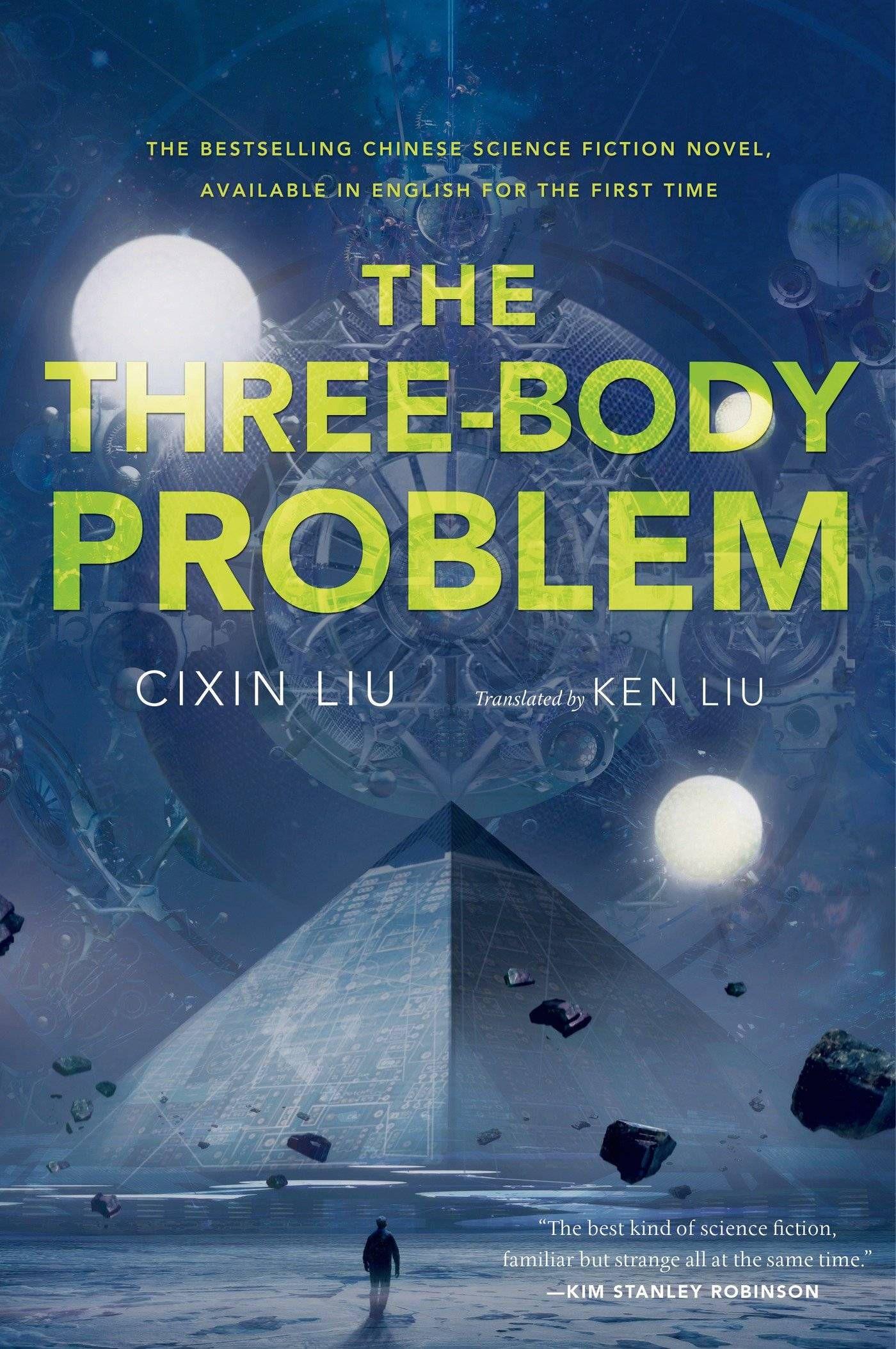 three body problem - cixin liu