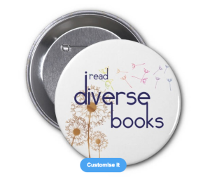 I Read Diverse Books Button