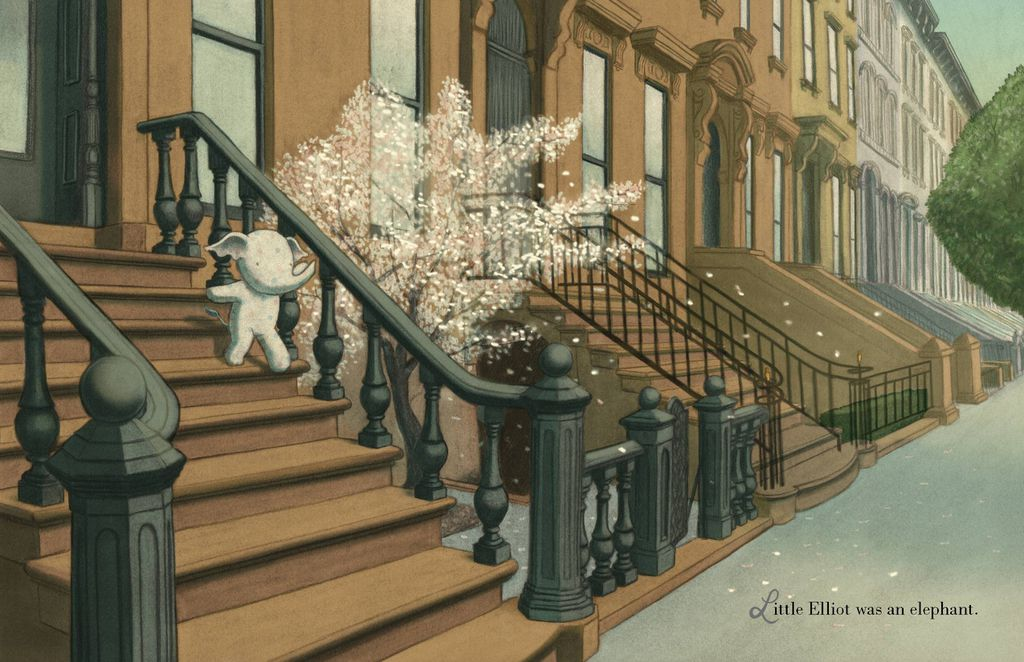 One More Look: Favorite Picture Book Art of 2014