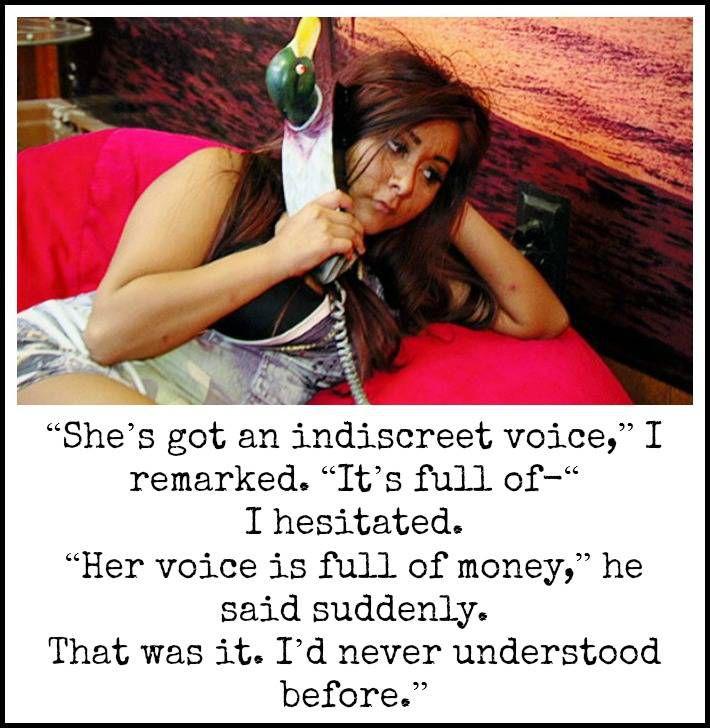 Snooki vs Daisy Her voice is full of money quote