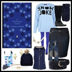 Book Style: A Christmas Carol