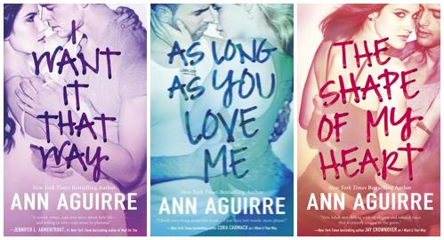 ann aguirre 2b trilogy
