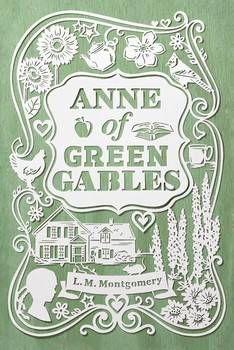 anne of green gables aladdin classics