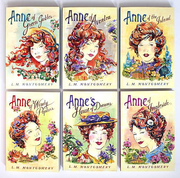 anne of green gables sourcebooks