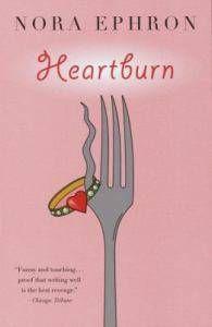 heartburn by nora ephron book cover