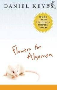 Flowers for Algernon Book Cover