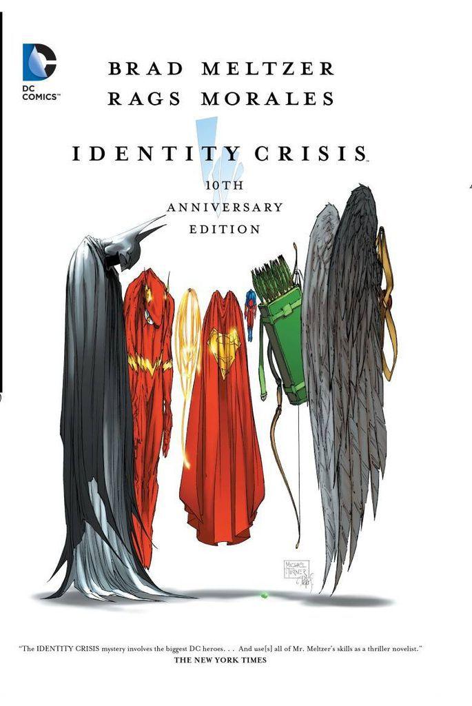 identity crisis - brad meltzer