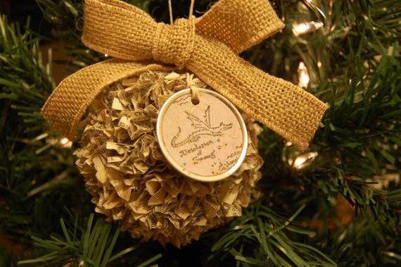 the hobbit ornament