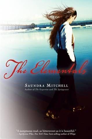 the elementals saundra mitchell