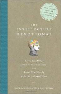 cover of the intellectual devotional