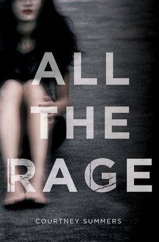 Book cover for All The Rage by Courtney Summers