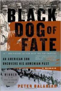 Black Dog of Fate Cover
