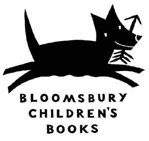 Bloomsbury Childrens Books publisher logo design