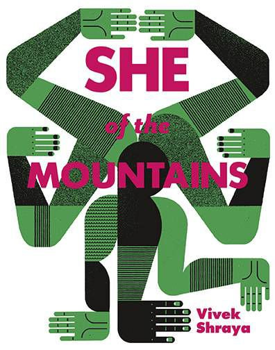 Cover of Vivek Shraya She of the Mountains