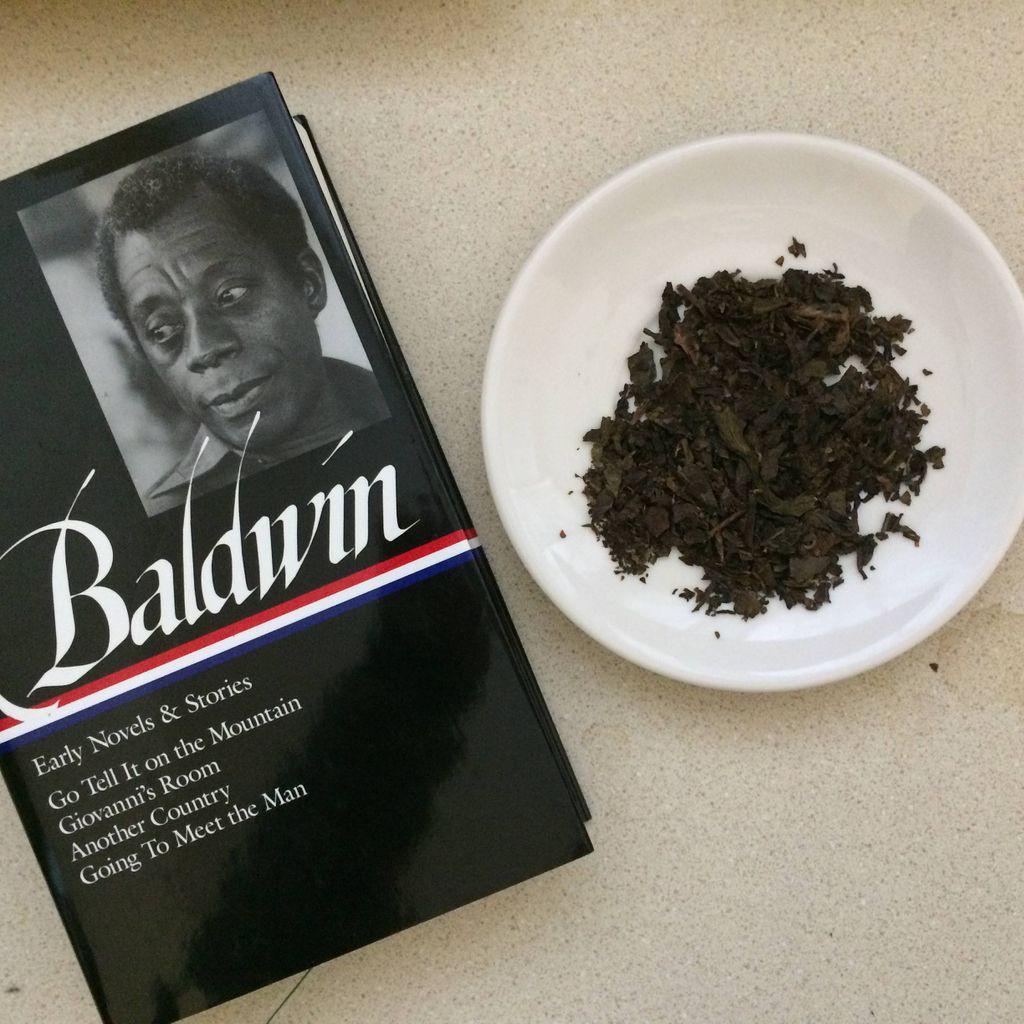 James Baldwin Another Country and Pu'er Tea