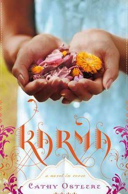 cover of Karma by Cathy Ostlere
