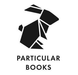 Particular Books publisher logo design