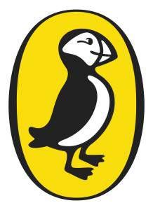 Puffin Books publisher logo design