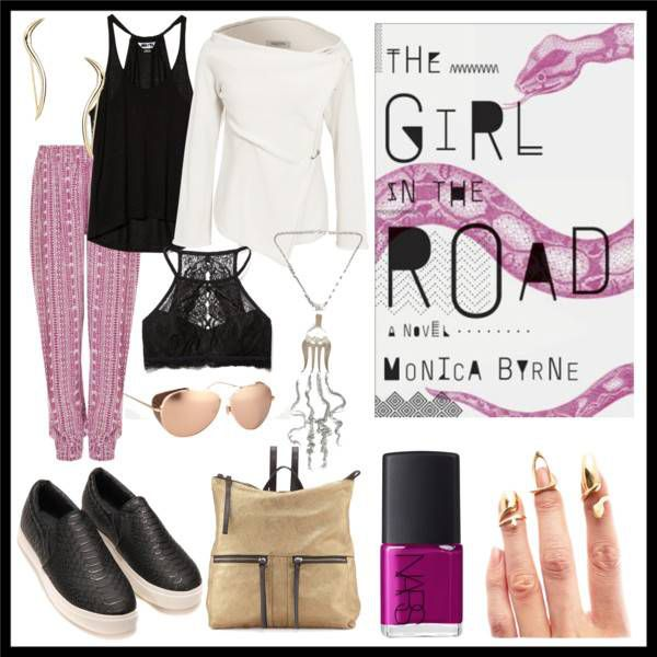 Book Style: The Girl In The Road